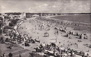 France Royan La Plage 1960 Photo