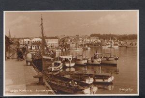Devon Postcard - Plymouth - Sutton Harbour   DC2484