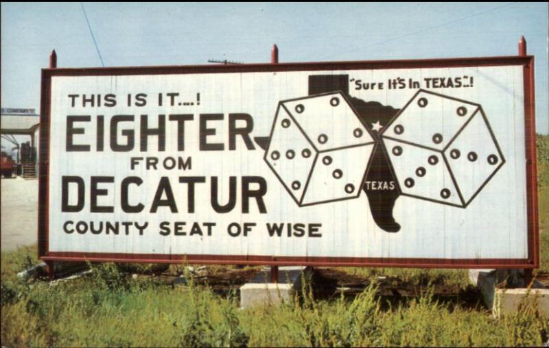 Decatur TX dating