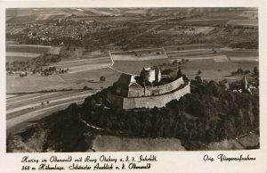 Germany Postcard - Hering Im Odenwald Mit Burg Otzberg - Ref TZ7497