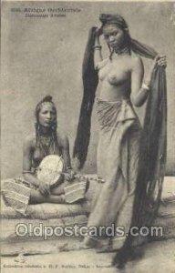 Afrique Occidentale Danseuses Arabes African Nude Unused