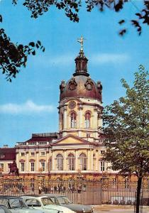 Berlin Charlottenburger Schloss Castle Vintage Cars Voitures Chateau