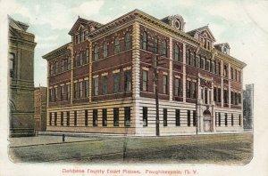 POUGHKEEPSIE , New York , 00-10s; Dutchess County Court House