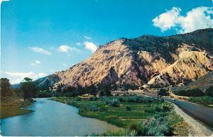 Big Rock Candy Mountain, Utah UT, 1958 chrome