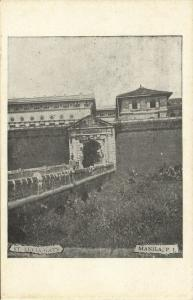 philippines, MANILA, St. Lucia Gate (1905) Postcard