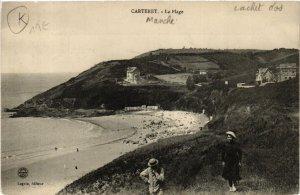 CPA Carteret - La Plage (632981)