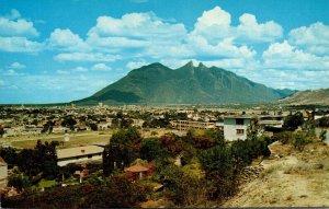 Texas Lower Rio Grande Valley Saddle Back Mountain In Monterrey Old Mexico