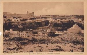 Le Cimetiere Musulman, Safi, Morocco, Africa, 1900-1910s