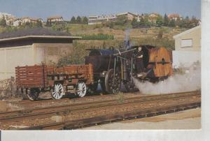 Postal 011882: Trains speciaux ARF