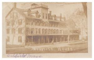 Massachusetts   , Ashfield House Hotel  , RPC