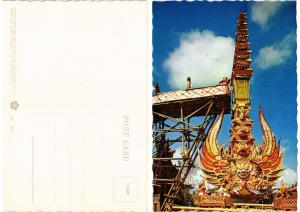 CPM  Indonesie - Bali - Tower for Keeping Corpses to be Cremated  (694391)