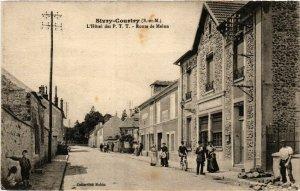 CPA SIVRY-Courtry - L'Hotel des P.T.T. - Route de MELUN (293007)