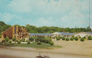 HENDERSON, Kentucky, 1940-60s; Alamo Plaza Courts