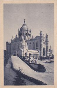 France Lisieux La Basilique de Lisieux 1947