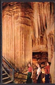 The Falls,Frozen Niagara,Mammoth Caves National Park,KY
