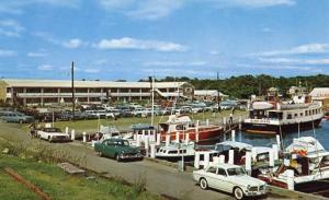 MA - Falmouth, Cape Cod. Falmouth Marina Motel