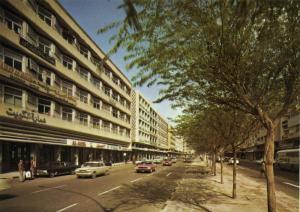 kuwait, Fahd Al-Salem Street, Cars (1960s)