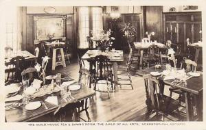 RP, The Guild House Tea & Dining Room, The Guild Of All Arts, Scarborough, On...