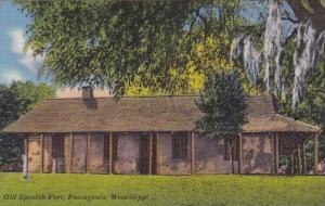 Mississippi Pascagpoula Old Spanish Fort