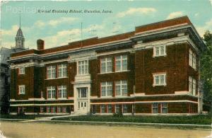 IA, Waterloo, Iowa, Manual Training School, Fergason No. A-3669