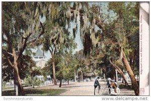 Florida Daytona Ridgewood Avenue And Ridgewood Hotel