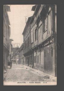 093179 FRANCE Beauvais Vieilles Maisons Vintage PC