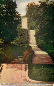 Minnesota Rochester The Steps To College Hill Park