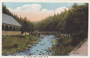 Scenic view in Victoria Park, Truro, Nova Scotia, Canada,    00-10s