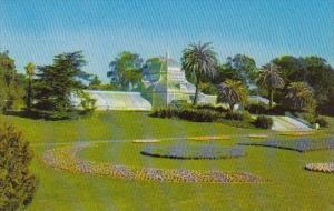 California Golden Gate Park Conservatory