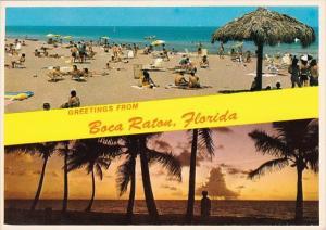 Florida Boca Raton Greetings From Boca Raton