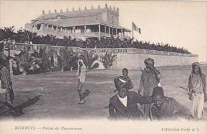 Djibouti Palais du Gouverneur