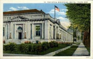 Post Office Toledo OH Unused