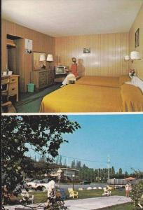 Interior Room With Television, Exterior Picnic Area, Hotel Motel St Louis, Ch...