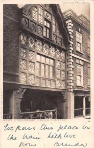 God's Providence House Chester 1903