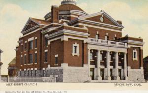 MOOSE JAW , Saskatchewan , Canada , 00-10s ; Methodist Church