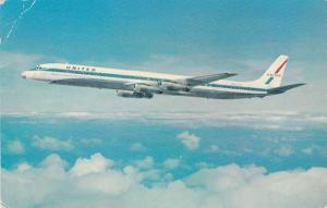 Douglas DC-8 Super Jet - United Airlines