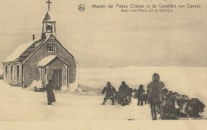 Eskimo & Indian Missions , Canada , 1910s ; View #27