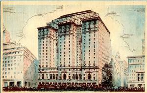 NY - New York City, The Roosevelt