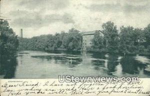 Old Mill Elkhart IN 1906