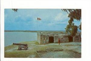 Fort Frederica, St Simons Island, Georgia, 40-60s