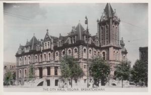 RP: REGINA , Saskatchewan, Canada, 10-30s ; The City Hall