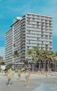 Hawaii Waikiki The Outrigger Hotel