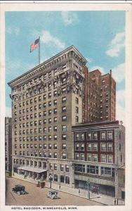 Minnesota Minneapolis Hotel Radisson