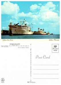 Gulfport State Docks, Gulfport, Mississippi