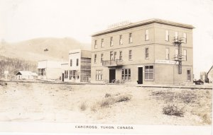 RP: Carcross , Y.T. , Canada , 00-10s ; Caribou Hotel ; Version-2
