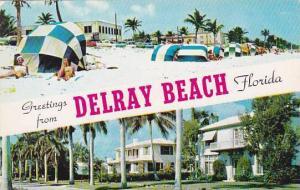 Florida Delray Beach Greetings From Delray Beach