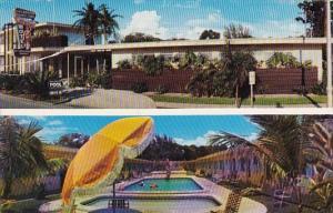Cavalier Motel With Pool Saint Petersburg Florida 1961