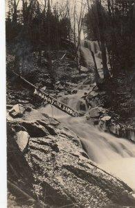RP:BARRE , Vermont, 1907 ; Benjamin Falls