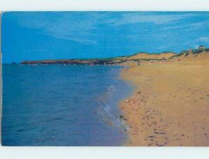 Pre-1980 BEACH SCENE Cavendish - Near North Rustico & New Glasgow PE G5646