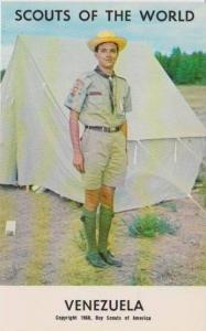 Boy Scouts of the World: #84 Venezuela, 1968